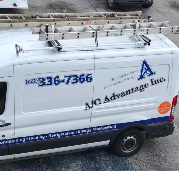 picture of our van